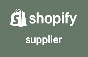 SET UP YOUR SHOPIFY STORE – CHOOSE A SUPPLIER