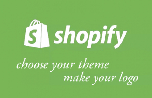 TIPS ABOUT HOW TO CHOOSE SHOPIFY THEME AND LOGO