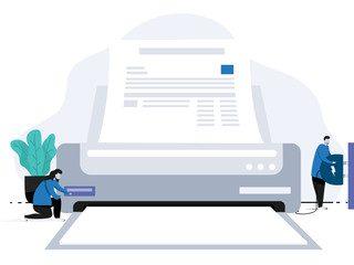 order printer templates