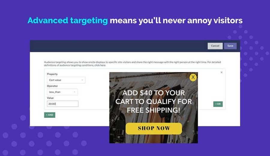 privy shopify app Exit Popup, Email Marketing, Free Shipping Bar, Abandoned Cart